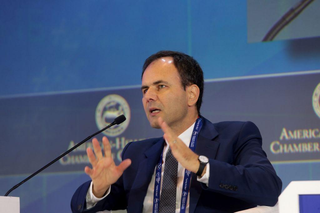 Φόρουμ Δελφών – Πατέλης: Ο ιδιωτικός τομέας στην Ελλάδα έχει μείνει πίσω σε θέματα περιβάλλοντος και εταιρικής διακυβέρνησης