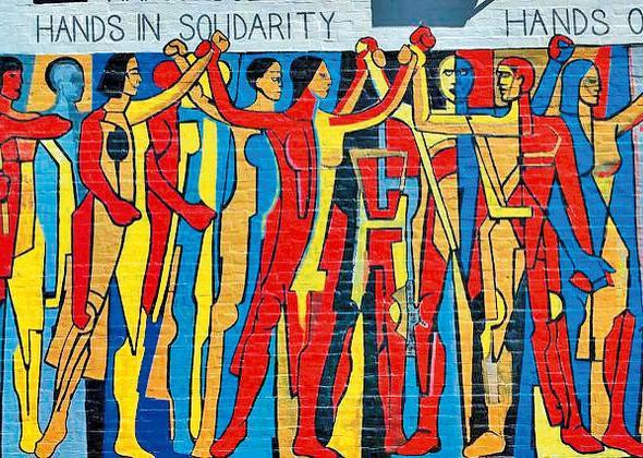 Να ξαναβρούμε την αλληλεγγύη