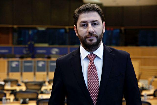 Ανδρουλάκης: Μοναδική μου προτεραιότητα η ενδυναμωση της Δημοκρατικής Παράταξης – Τι είπε για ΣΥΡΙΖΑ