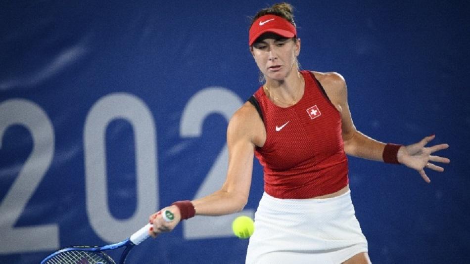 Η Μπέντσιτς χρυσή Ολυμπιονίκης στο τένις