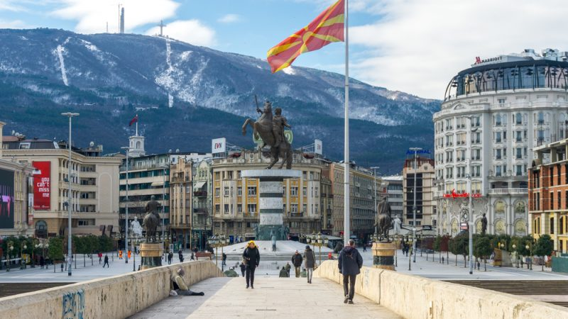Βόρεια Μακεδονία: Από αύριο εκδίδονται τα διαβατήρια με το νέο όνομα της χώρας