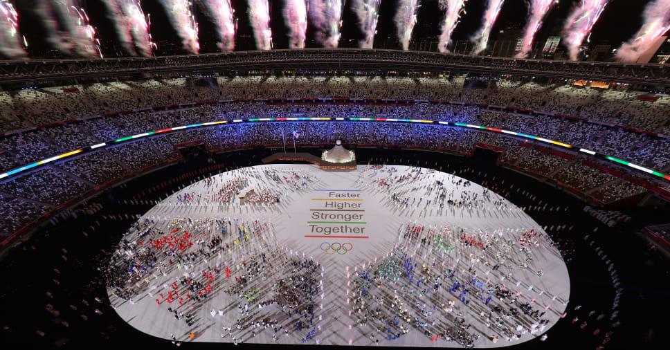 Live: Η πρώτη μέρα των Ολυμπιακών Αγώνων
