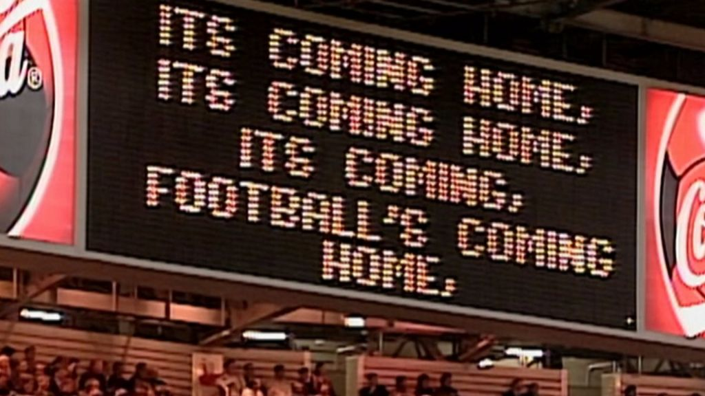 Euro 2020: Τι σημαίνει τελικά το «It' s coming home» που τραγουδούν οι Άγγλοι;