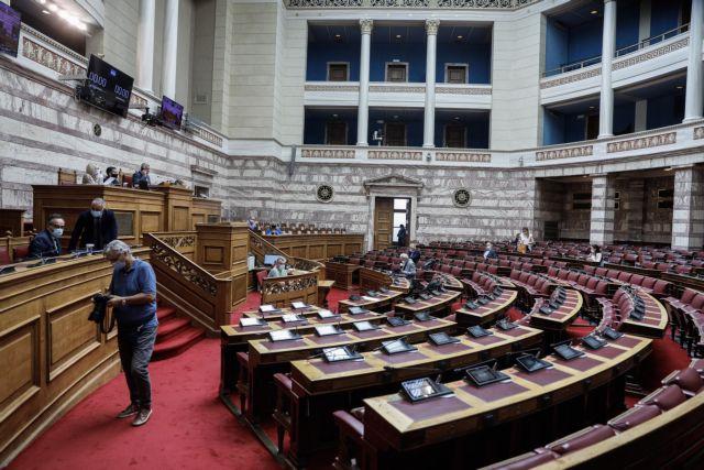 Ξεκίνησε η συζήτηση στη Βουλή για το ασφαλιστικό – Διαφωνίες της αντιπολίτευσης για τη διαδικασία