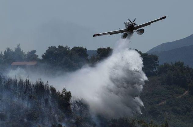 Χαρδαλιάς: «Ακόμα μια δύσκολη μέρα» – 51 πυρκαγιές σήμερα – Η εικόνα σε Στύρα και Βαρνάβα