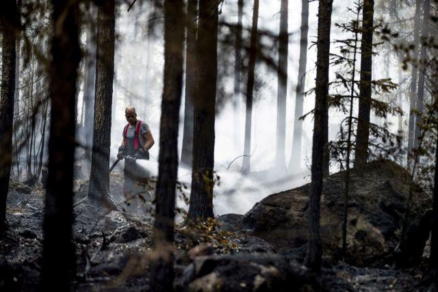 Φινλανδία – Στο έλεος πυρκαγιών για πέμπτη μέρα