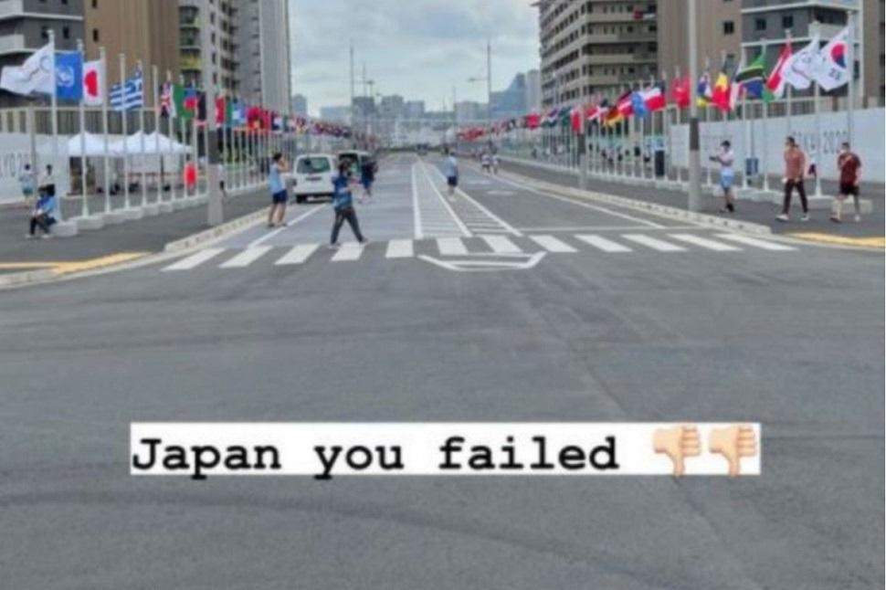 Ολυμπιακοί Αγώνες: Ο γυμναστής του Τσιτσιπά ξεσπάει για τις συνθήκες στο Τόκιο