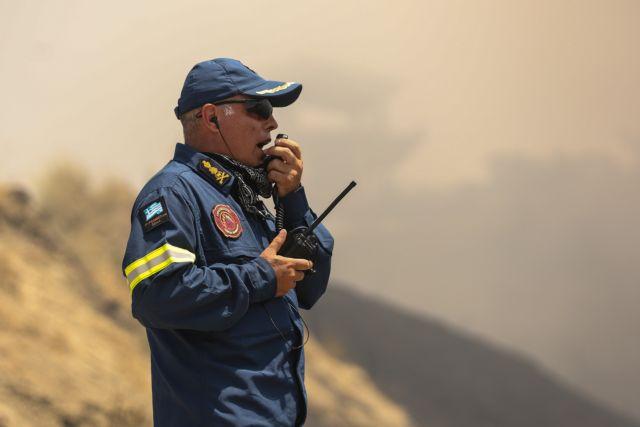 Αργος – Φωτιά στην περιοχή Δορούφι του Δήμου Ερμιονίδας