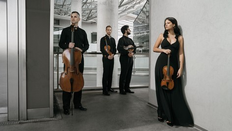Το βιενέζικο Κουαρτέτο Εγχόρδων «Auner Quartett» έρχεται στο Φεστιβάλ Δωδώνης