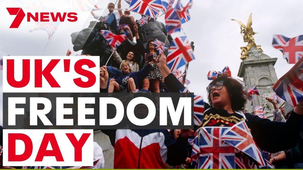 Κοροναϊός: Χάος στη Βρετανία την «Ημέρα Ελευθερίας»