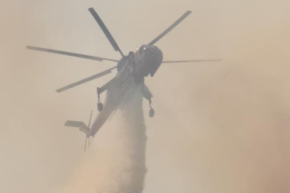 Σχεδόν 50 πυρκαγιές σε 24 ώρες σε όλη την Ελλάδα – Σε εξέλιξη η φωτιά στην Αργολίδα [Εικόνες]