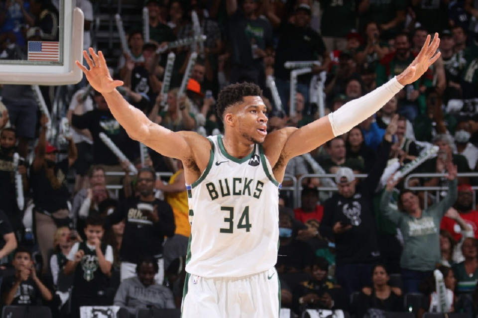 NBA: Ο Αντετοκούνμπο είναι ήδη… πρωταθλητής   in.gr