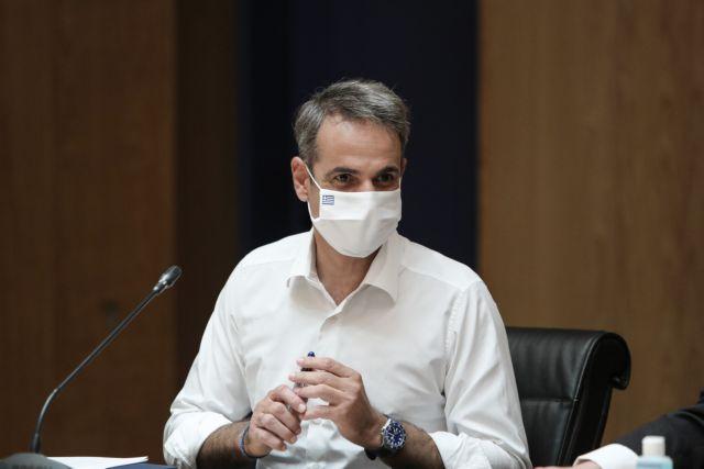 Κυριάκος Μητσοτάκης: Δεν θα ξανακλείσει η χώρα για τους ανεμβολίαστους