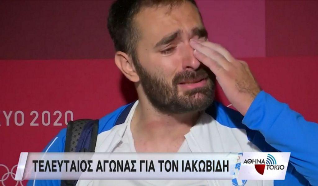 «Ψυχές σαν την δική σου, αξίζουν όσο χίλια μετάλλια» – Το Twitter στο πλευρό του Ιακωβίδη που συγκλόνισε την Ελλάδα