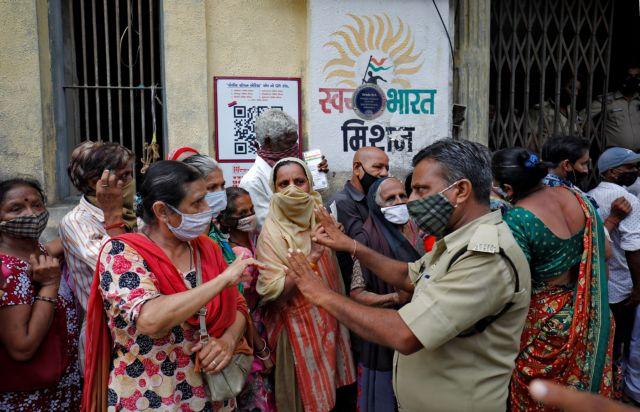 Ινδία: Ακόμη 911 θάνατοι εξαιτίας του κοροναϊού – Πάνω από 43.000 κρούσματα σε 24 ώρες