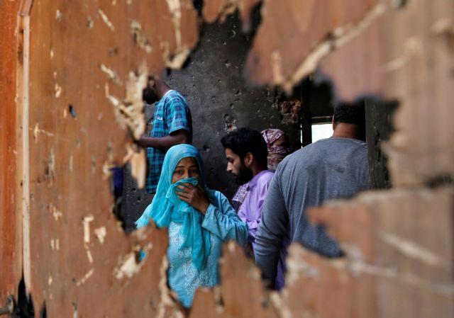 Ινδία: 483 θάνατοι και πάνω από 35.000 κρούσματα κοροναϊού σε 24 ώρες