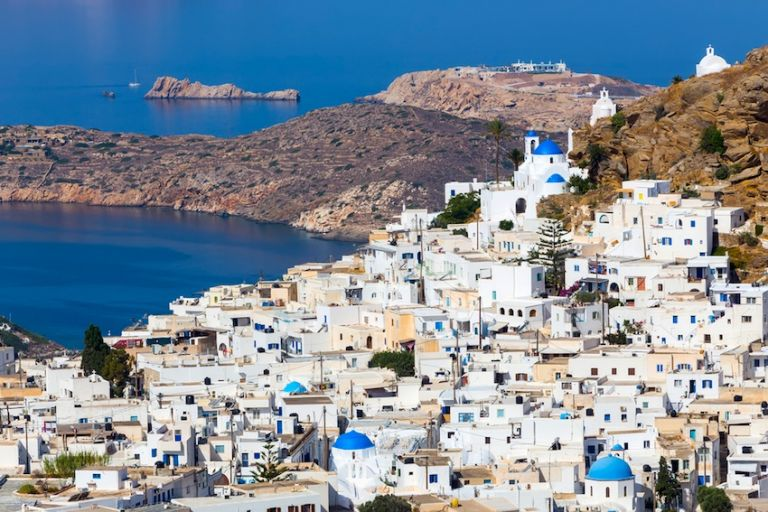 Greek officials warn popular Ios facing restrictions due to surge in Covid-19 infections