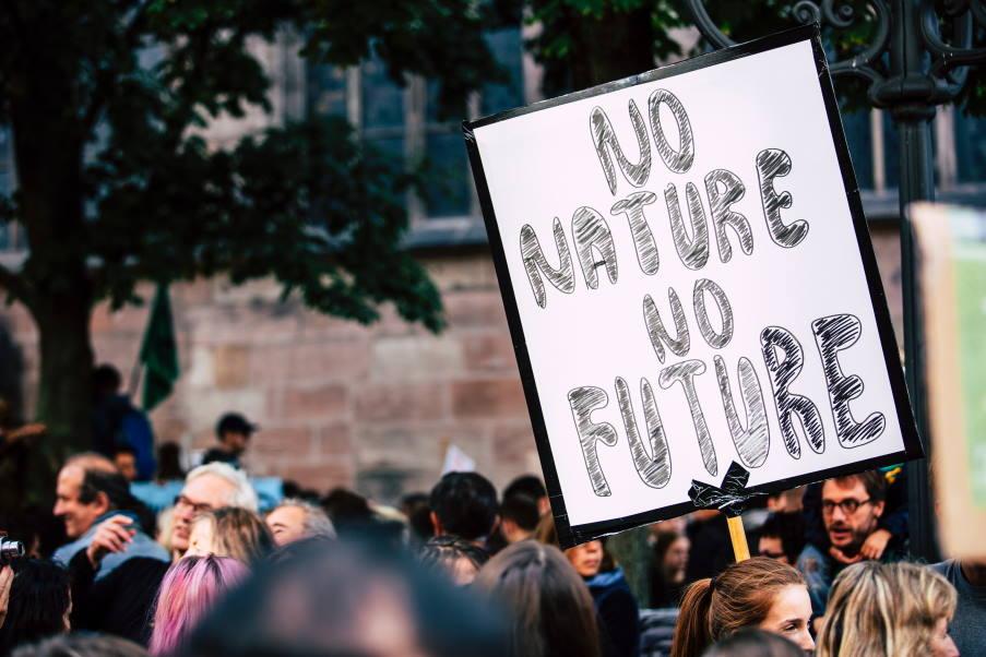 Η κλιματική αλλαγή δεν αστειεύεται