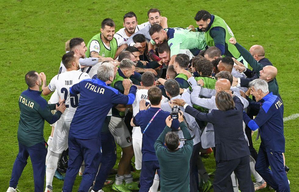Euro: Η καταιγιστική Ιταλία και το… σημάδι για την Ισπανία