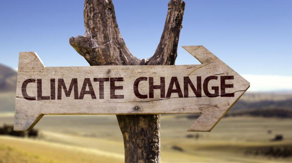 Κλιματική αλλαγή σημαίνει ότι καίγεται το σπίτι μας