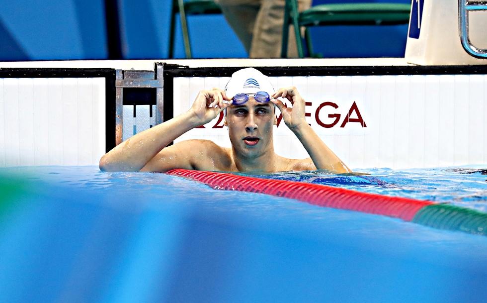 Κολύμβηση: Στα ημιτελικά των 50 μ. ελεύθερο ο Γκολομέεβ
