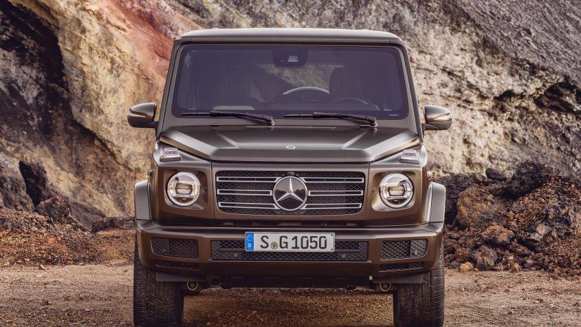 G-Class και EQS Maybach στα ηλεκτρικά πλάνα της Mercedes-Benz