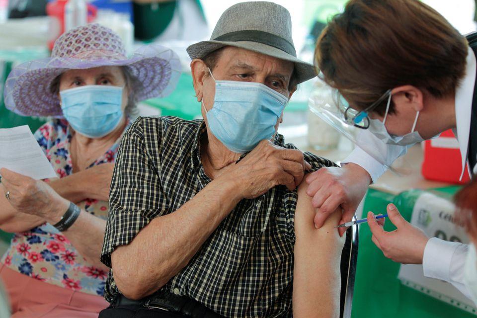 Μεξικό: Κατέγραψε τη μεγαλύτερη 24ωρη αύξηση κρουσμάτων του SARS-CoV-2 από τον Φεβρουάριο