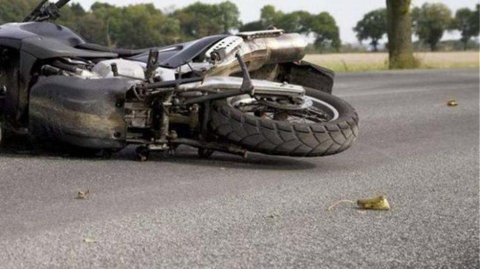 Ηράκλειο: Φρικτό τροχαίο – Νεκρός ένας 26χρονος οδηγός μηχανής