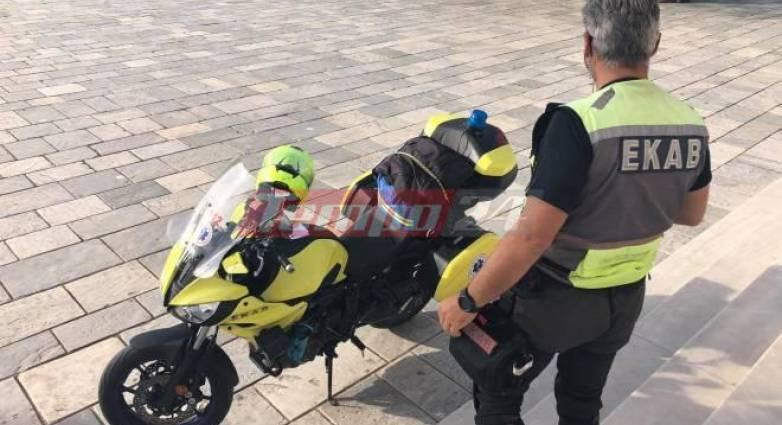 Πάτρα: Νεαρός λιποθύμησε στον δρόμο, λίγη ώρα αφού είχε εμβολιαστεί