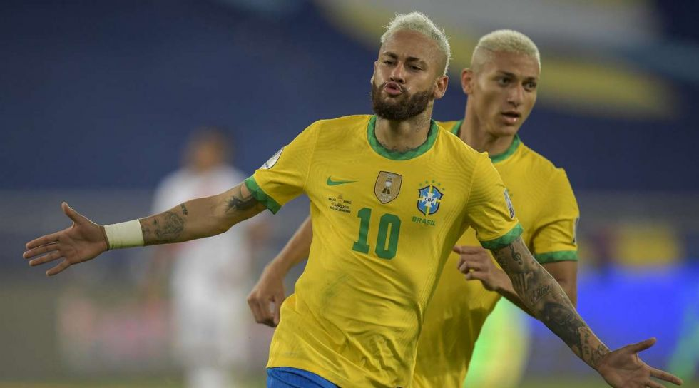 Νεϊμάρ: «Θέλω την Αργεντινή και τον Μέσι στον τελικό του Copa America»