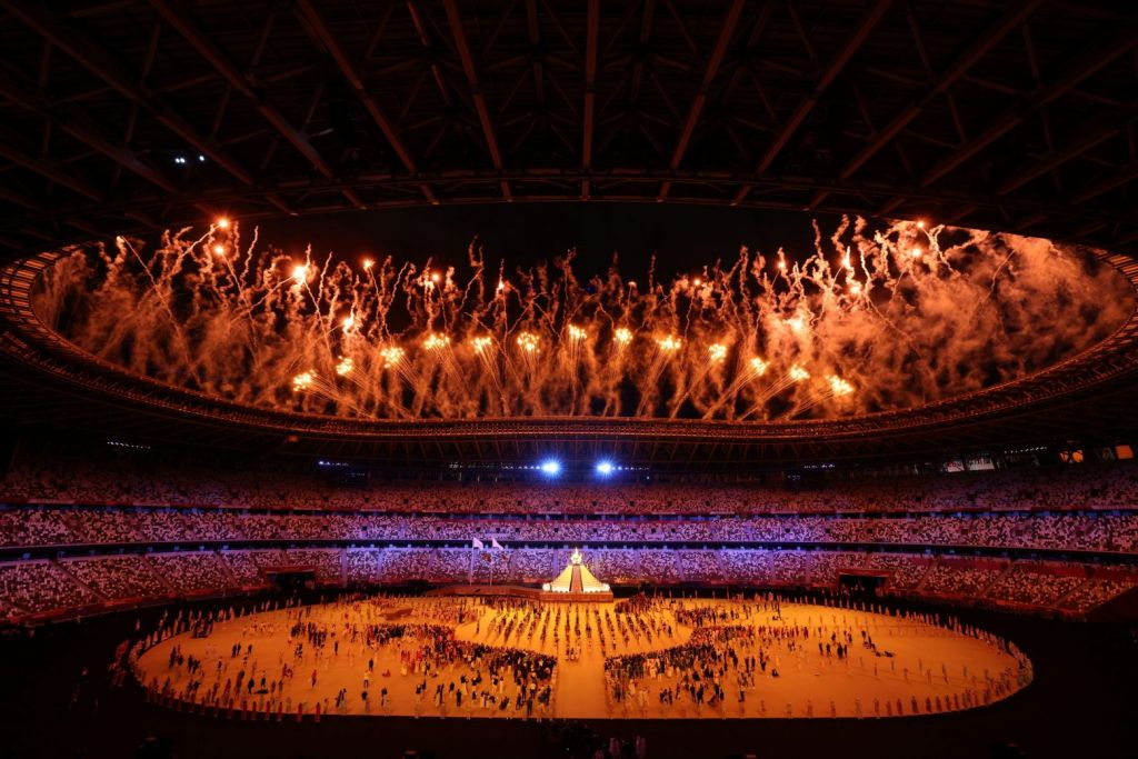 Ολυμπιακοί Αγώνες: Πόσοι άνθρωποι παρακολούθησαν την Τελετή Έναρξης;