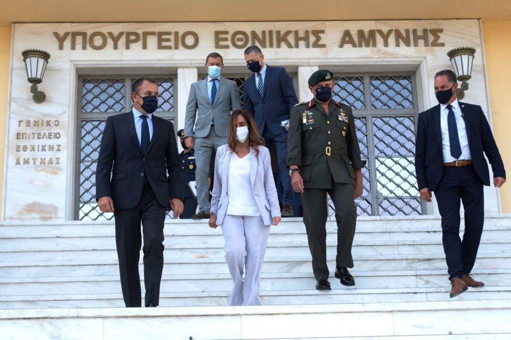 Παναγιωτόπουλος – Η Ελλάδα θα παράσχει κάθε βοήθεια στις ΕΔ του Λιβάνου
