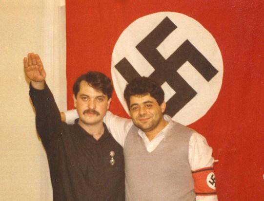 Χρήστος Παππάς – Χρυσή Αυγή: Ο υμνητής του Χίτλερ που κρυβόταν από την αστυνομία για οκτώ μήνες