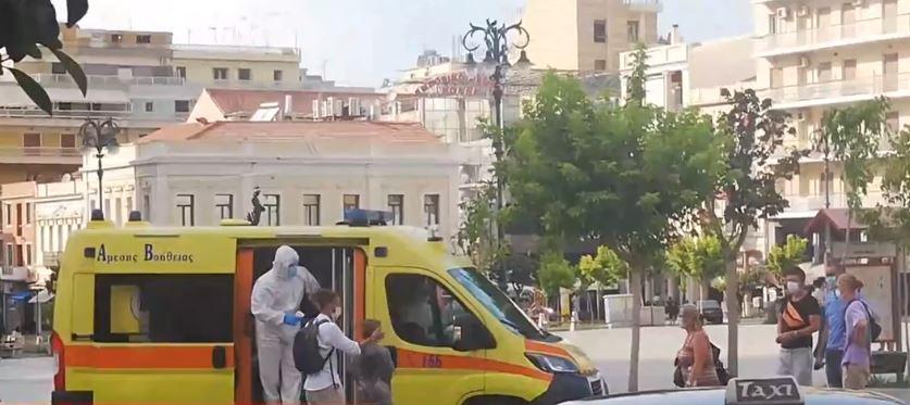 Πάτρα: Σε ξενοδοχείο καραντίνας οι Γάλλοι τουρίστες που βρέθηκαν θετικοί στον κοροναϊό