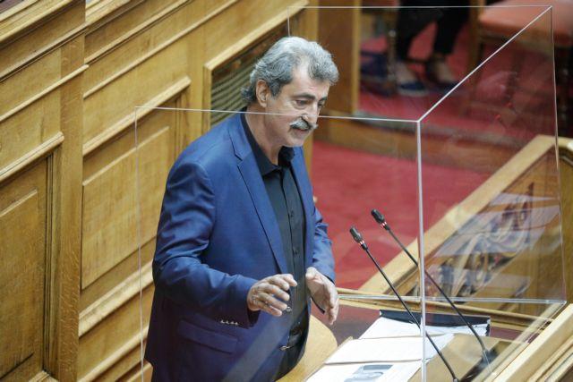 ΣΥΡΙΖΑ στηρίζει Πολάκη για πόθεν έσχες: «Συκοφαντίες της ΝΔ»