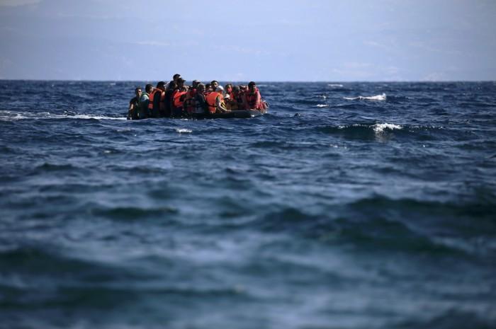 Τουρκία: Πλοιάριο με 45 μετανάστες βυθίστηκε ανοικτά των νότιων ακτών της χώρας