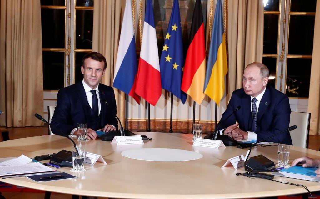 Επικοινωνία Μακρόν και Πούτιν για την κατάσταση σε Ουκρανία και Λιβύη
