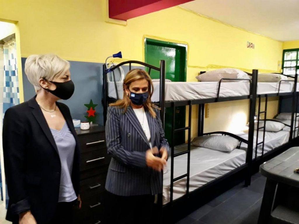 Ξενώνας στον Κορυδαλλό για κρατούμενους που συμμετέχουν στο πρόγραμμα του ΚΕΘΕΑ