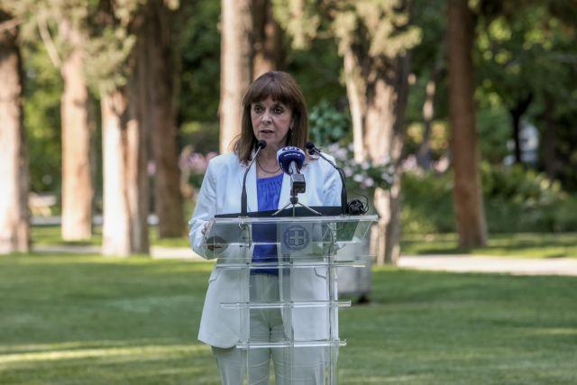 Στη Βουλγαρία η Σακελλαροπούλου για τη Σύνοδο Κορυφής της «Πρωτοβουλίας των Τριών Θαλασσών»