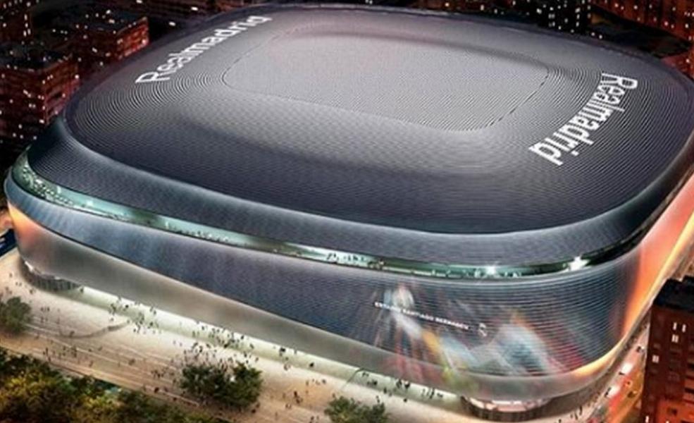 Ρεάλ Μαδρίτης: Το «Σαντιάγκο Μπερναμπέου» γίνεται γήπεδο… μπάσκετ