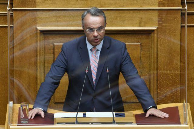 Στη Βουλή σήμερα η τροπολογία για τη ρύθμιση των χρεών της πανδημίας σε 36 άτοκες ή 72 χαμηλότοκες δόσεις