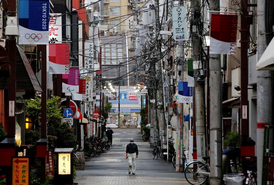 Κοροναϊός: «Βράζει» από κρούσματα το Τόκιο, ενώ συνεχίζονται οι Ολυμπιακοί Αγώνες
