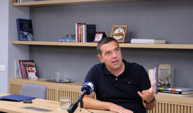 Τσίπρας: Ο ΣΥΡΙΖΑ θα καταργήσει την ελάχιστη βάση εισαγωγής στα πανεπιστήμια