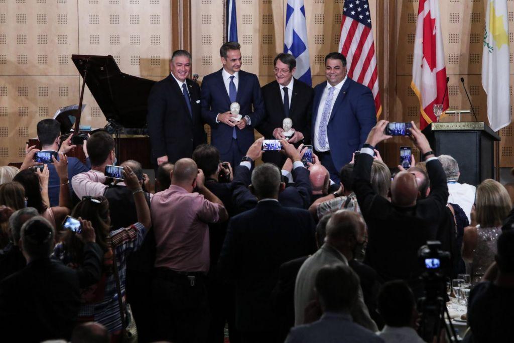 Μήνυμα Μητσοτάκη από το συνέδριο της ΑΧΕΠΑ: Η Ελλάδα θα υπερασπιστεί την κυριαρχία της