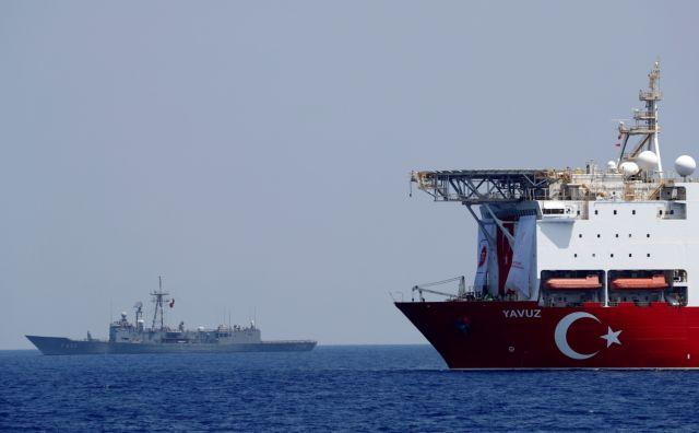 Τουρκικά ΜΜΕ προαναγγέλλουν γεωτρήσεις στην Ανατολική Μεσόγειο