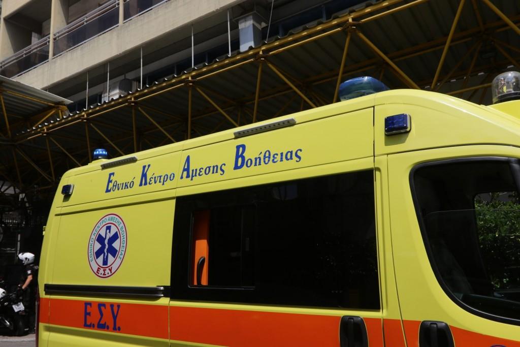 Σέρρες – 4χρονο παιδί παρασύρθηκε από αυτοκίνητο