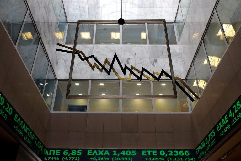 Χρηματιστήριο Αθηνών – Και η… «κλιματική αλλαγή» το… «μάρανε»!