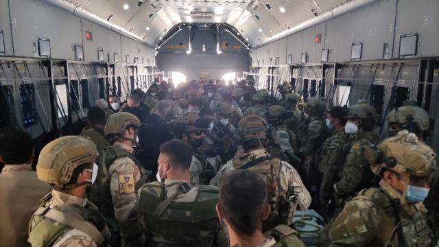 Αφγανιστάν – Τέλος οι επιχειρήσεις απομάκρυνσης πολιτών από την Καμπούλ για την Ισπανία