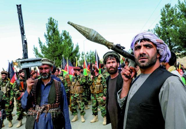 Αφγανιστάν – Στο στόχαστρο όσοι εργάστηκαν για ΝΑΤΟ και ΗΠΑ- Στρατολογούν πληροφοριοδότες
