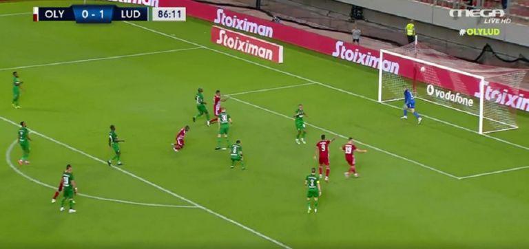 Ολυμπιακός – Λουντογκόρετς – Αγκιμπού Καμάρα και 1-1 ο Ολυμπιακός